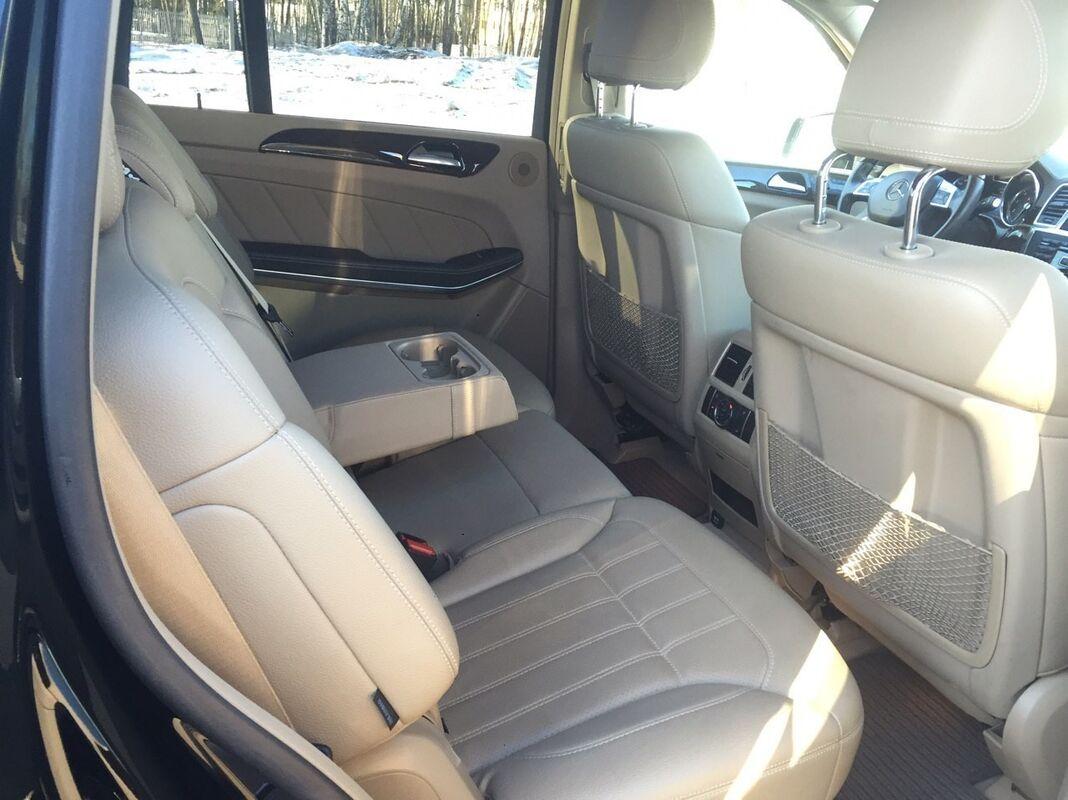 Прокат авто Mercedes-Benz GL 500 - фото 10