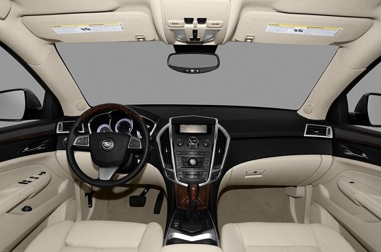 Прокат авто Cadillac SRX II - фото 6