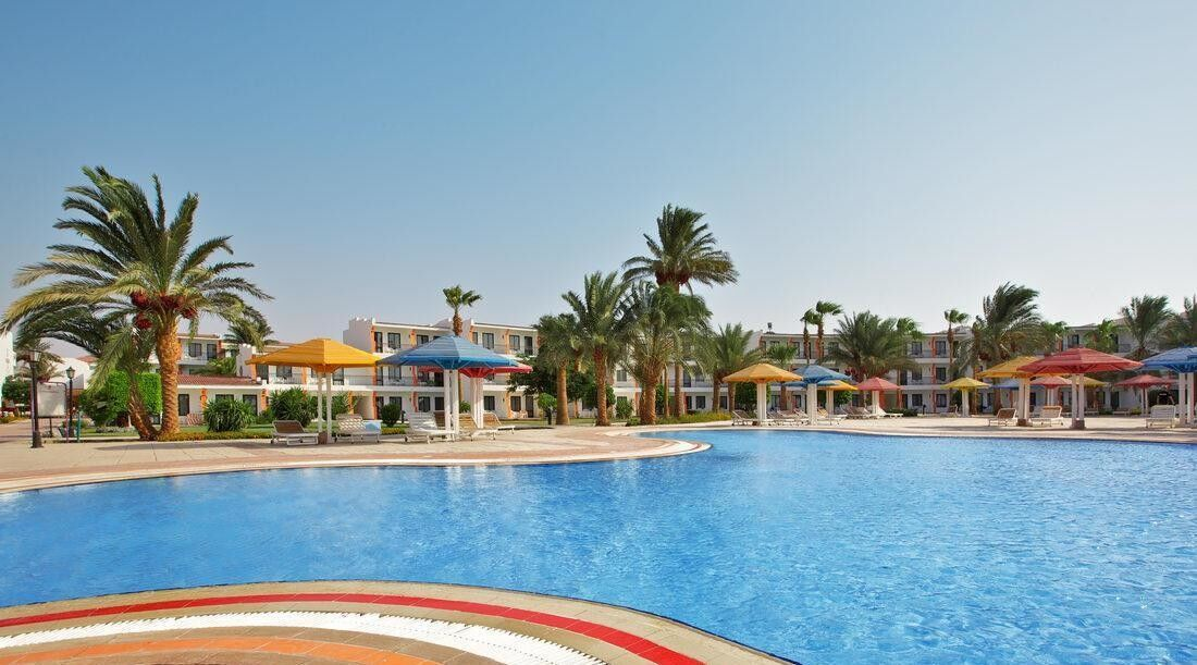 Туристическое агентство Санни Дэйс Пляжный авиатур в Египет, Сафага, Riviera Plaza Abu Soma 4* - фото 7