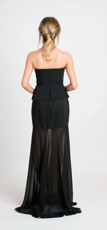 Вечернее платье BCBG Max Azria Вечернее платье 318 - фото 2