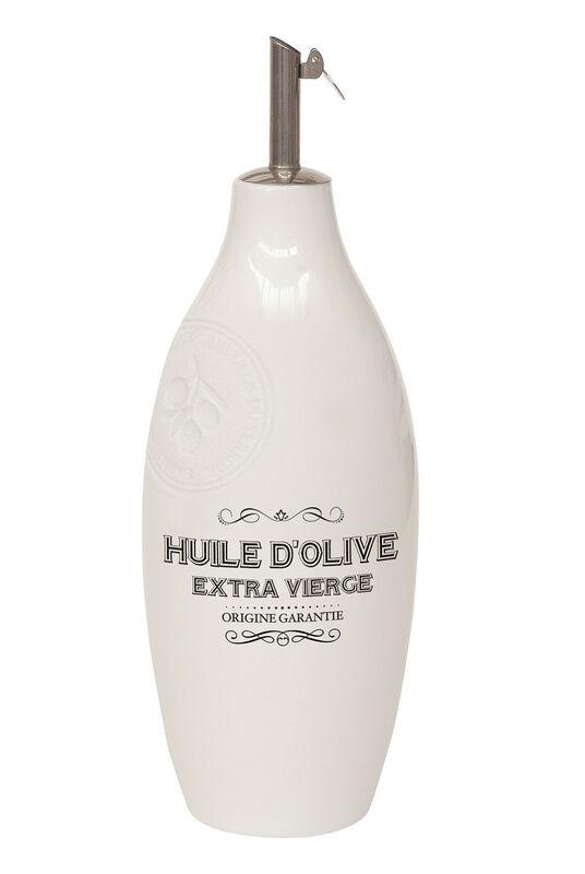 Подарок Nuova R2S Бутылочка для масла/уксуса «Les Delices Des Gourmets» R0837#DEGO - фото 1