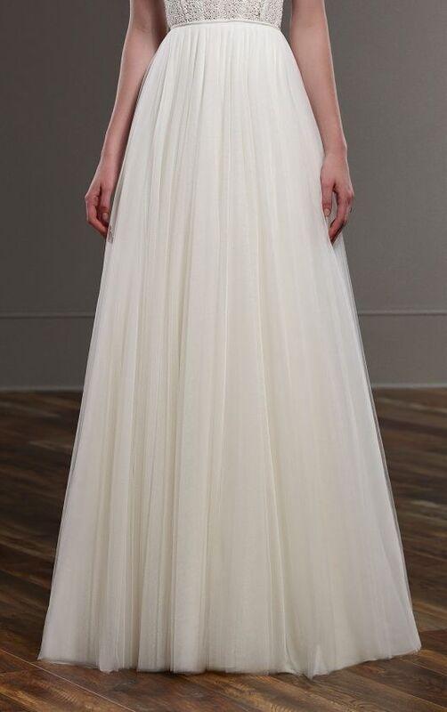 Свадебное платье напрокат Essense of Australia Платье свадебное Carys Scout - фото 4