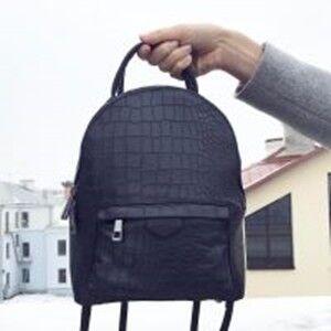 Магазин сумок Vezze Кожаный рюкзак С00150 - фото 1