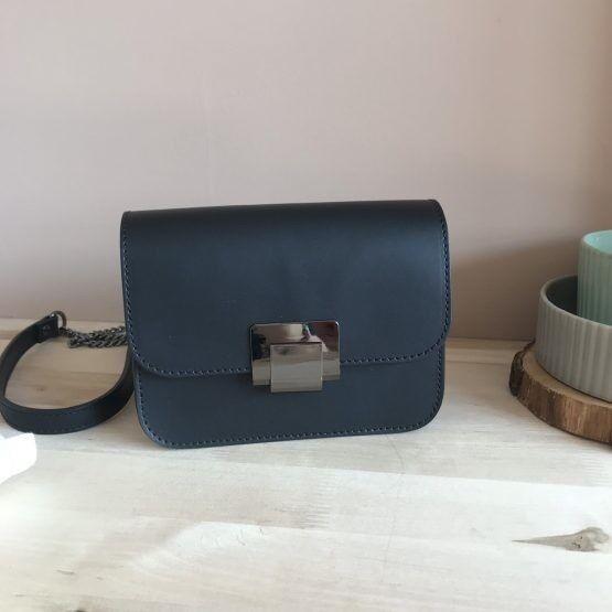 Магазин сумок Vezze Кожаная женская сумка C00487 - фото 4