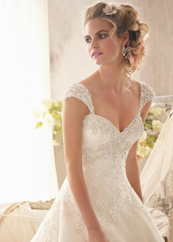 Свадебное платье напрокат Mori Lee Платье свадебное 2609 - фото 3