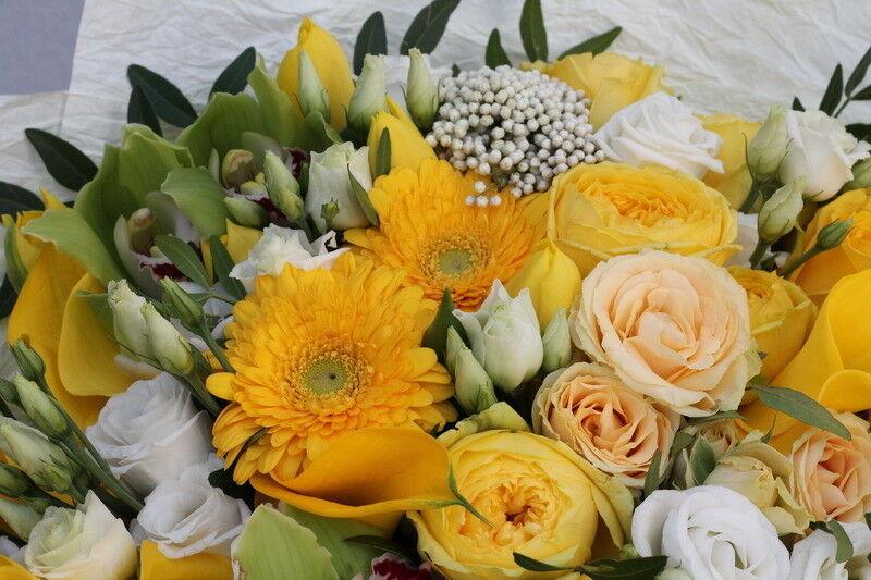 Магазин цветов Cvetok.by Букет «Сапфир» - фото 3
