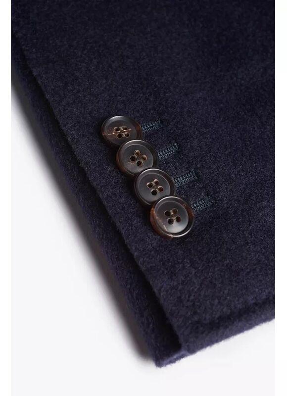 Верхняя одежда мужская SUITSUPPLY Пальто мужское Bleecker J620 - фото 8