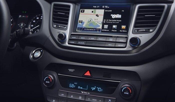 Аренда авто Hyundai Tucson 2012 - фото 4