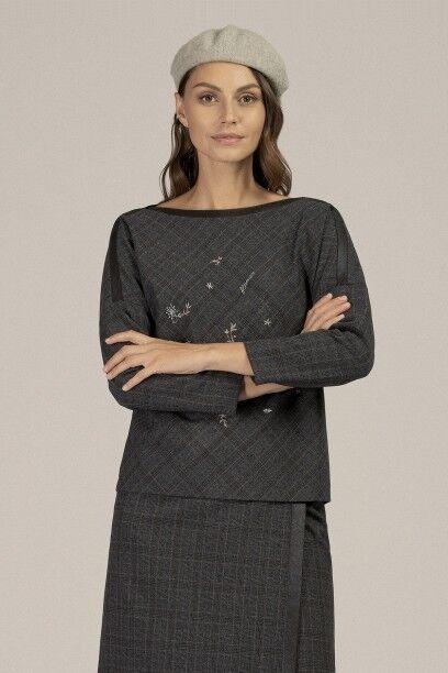 Кофта, блузка, футболка женская Elis Блузка женская арт. BL1010 - фото 2
