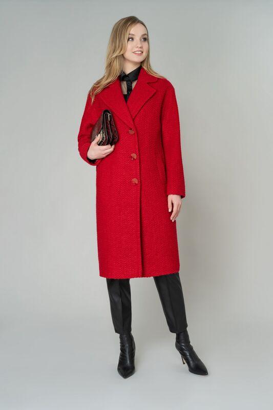 Верхняя одежда женская Elema Пальто женское демисезонное 1-90331-1 - фото 1