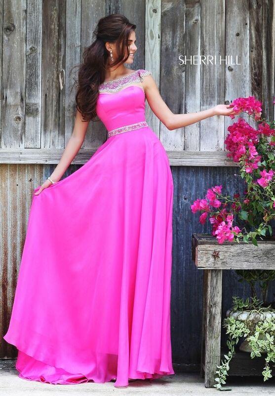 Вечернее платье Sherri Hill Вечернее платье 32220-1 - фото 5