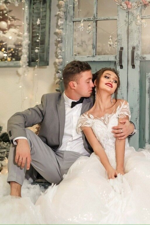 Свадебное платье напрокат Rafineza Свадебное платье Veronica напрокат - фото 2
