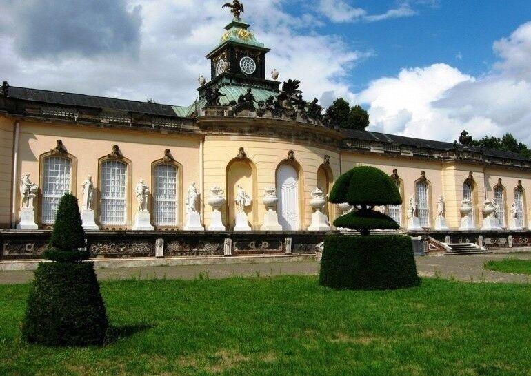 Туристическое агентство Голубой парус Автобусный экскурсионный тур «Берлин – Потсдам – Дрезден» - фото 1
