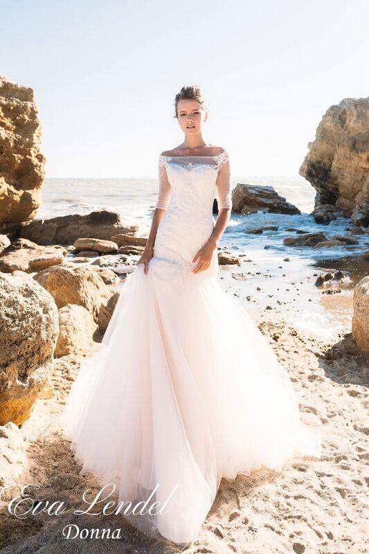 Свадебное платье напрокат Eva Lendel Свадебное платье Donna - фото 1