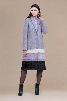 Верхняя одежда женская Elema Пальто женское демисезонное 1-8167-1 - фото 1