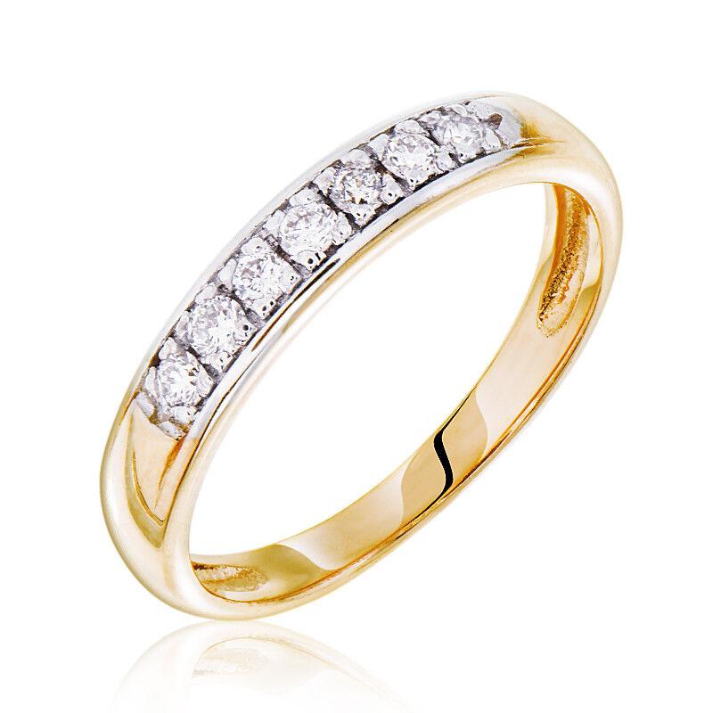 Ювелирный салон Jeweller Karat Кольцо обручальное с бриллиантами арт. 1215053 - фото 1