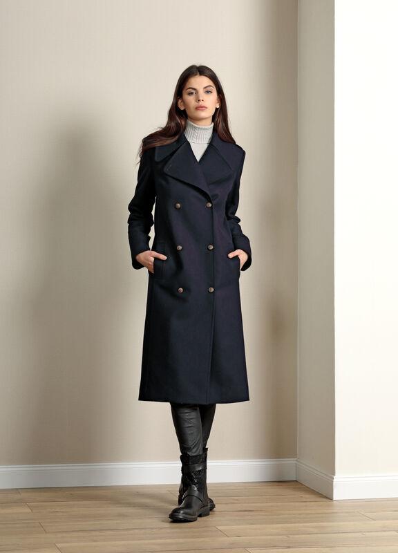 Верхняя одежда женская Burvin Пальто женское 5853 - фото 1