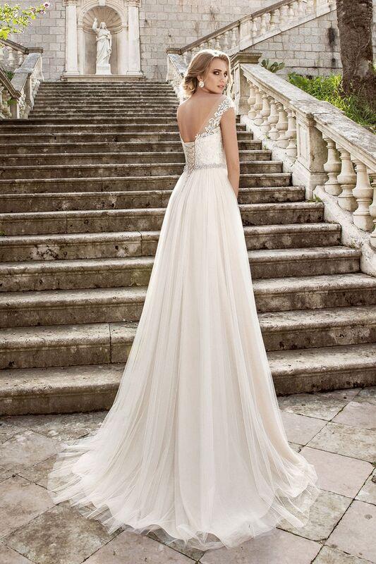 Свадебный салон Lussano Bridal Свадебное платье  Mia 15906 - фото 2