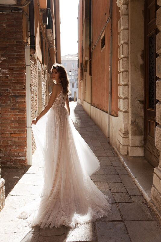 "Свадебный салон ALIZA свадебное платье ""Capricye"" - фото 3"