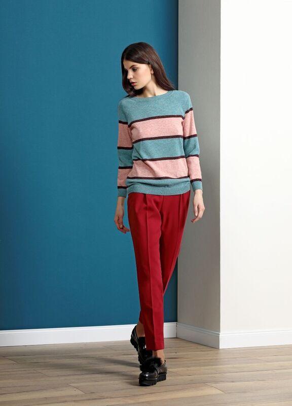 Кофта, блузка, футболка женская Burvin Джемпер женский 5781 - фото 1