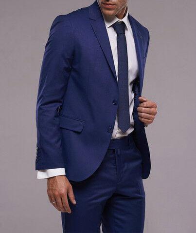 Костюм мужской Fabio Cassel Мужской костюм, цвет: светло-синий (F3) - фото 1