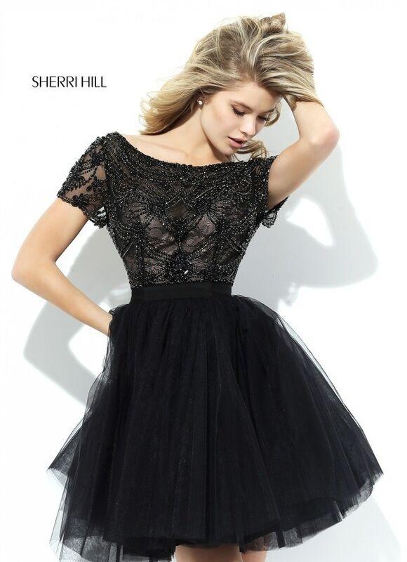 Вечернее платье Sherri Hill Платье 50709 - фото 3