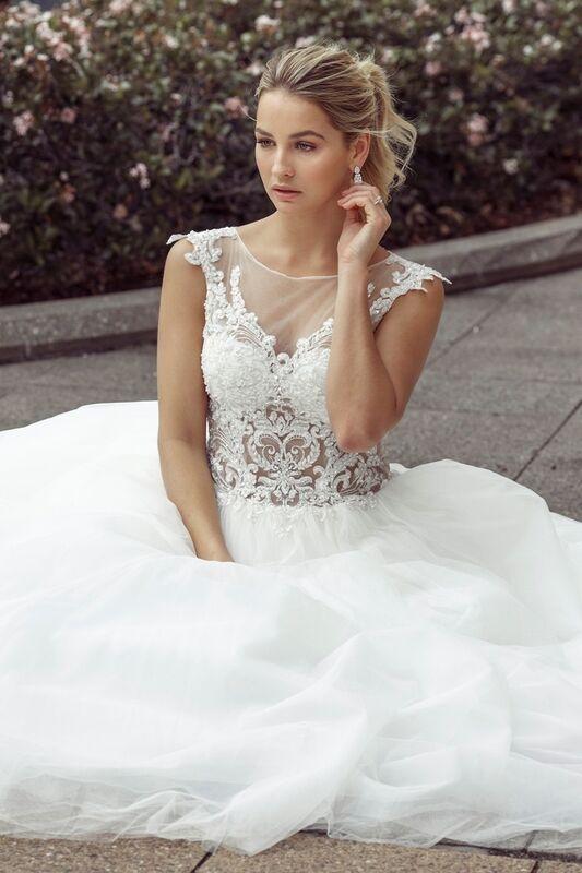 Свадебное платье напрокат Mia Solano Свадебное платье Dawn - фото 4