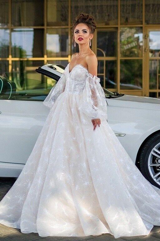 Свадебный салон Rafineza Свадебное платье Suzanna - фото 2