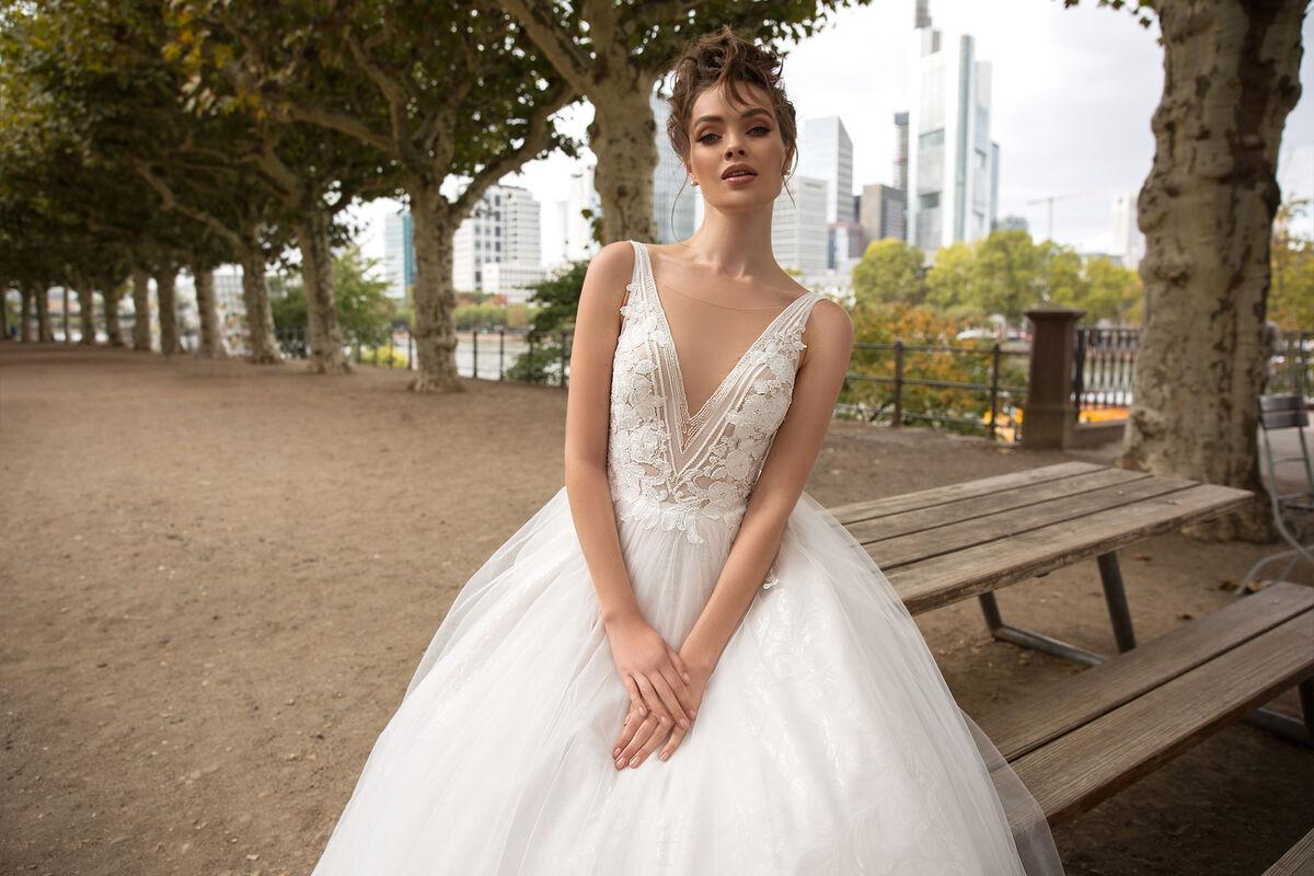 Свадебное платье напрокат Vanilla room Платье свадебное Энжел - фото 2