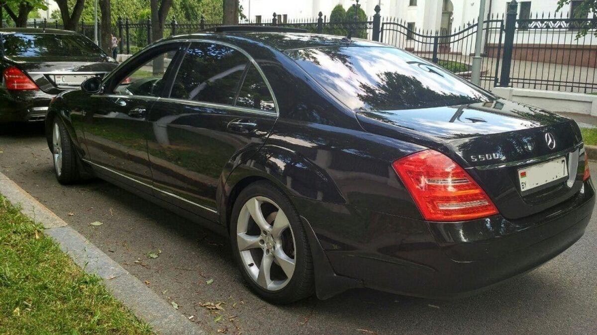Прокат авто Mercedes-Benz S аренда - фото 3