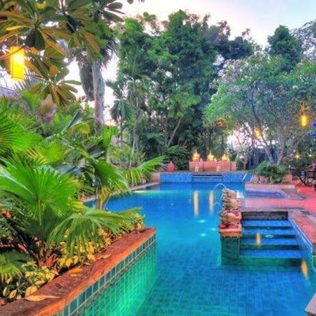 Туристическое агентство Дирижабль Пляжный тур в Таиланд, Паттайя, Citin Garden Resort 3* - фото 1