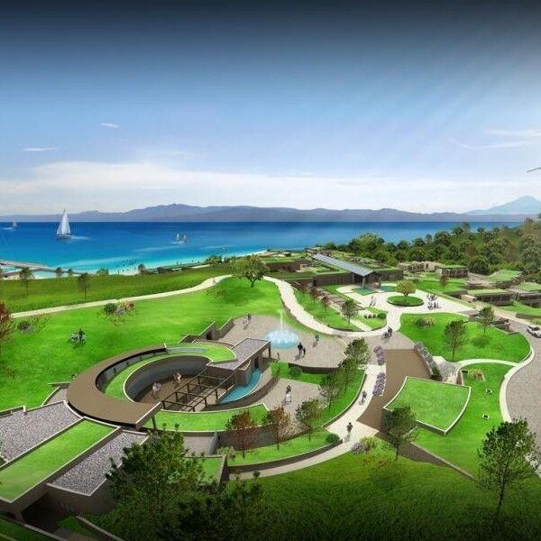 Туристическое агентство EcoTravel Пляжный тур в Грецию, Кассандра, Miraggio Thermal Spa Resort 5* - фото 1