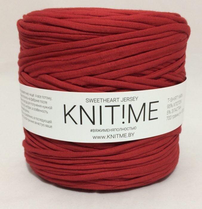 Товар для рукоделия Knit!Me Ленточная пряжа Sweetheart Jersey - SJ441 - фото 1