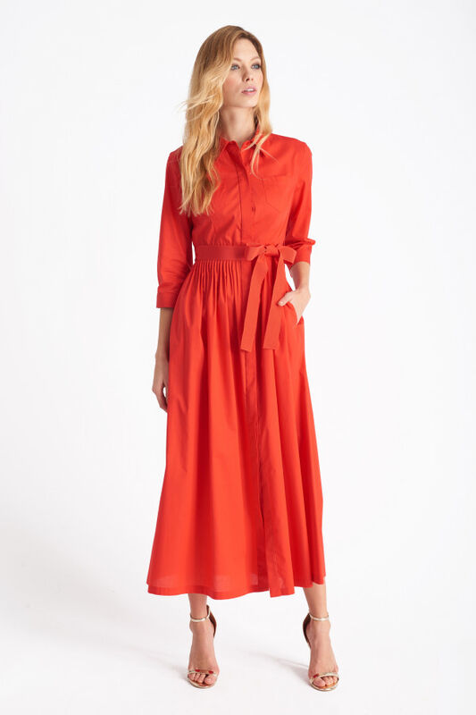 Платье женское Luisa Spagnoli Платье женское PLEIN - фото 1