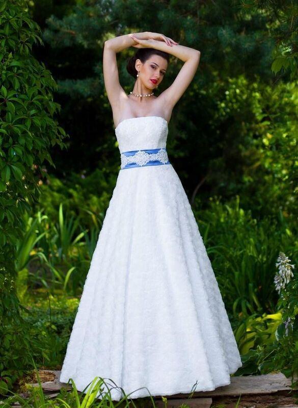 Свадебный салон Robe Blanche Платье свадебное Rosabel - фото 1