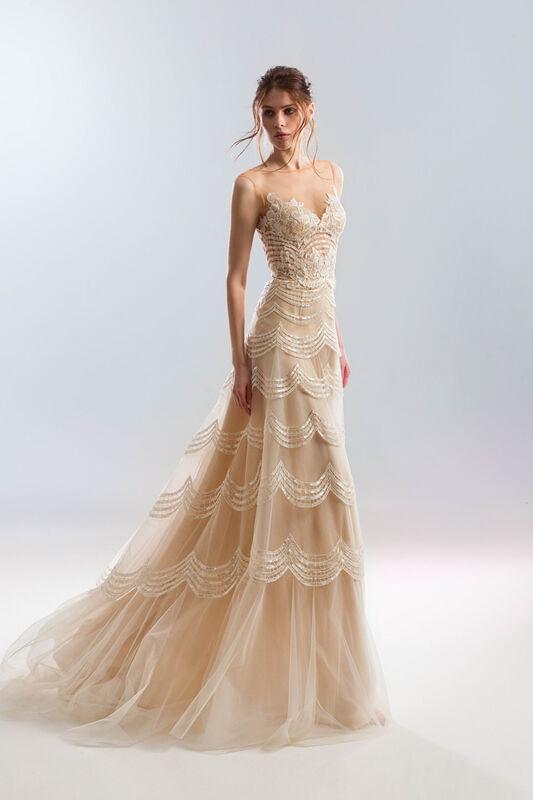 Свадебный салон Papilio Свадебное платье «Волна» - фото 1