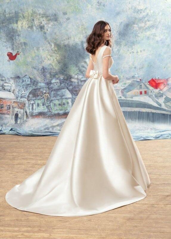 Свадебный салон Papilio Свадебное платье «Турман» 1718L - фото 2