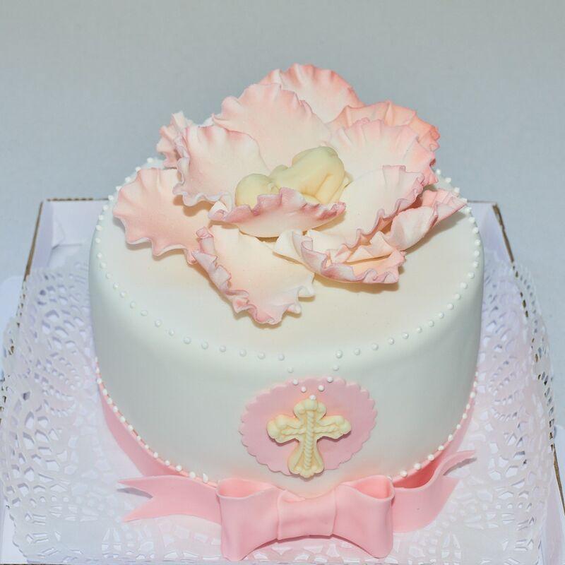 Торт Tortiki.by Праздничный торт №4 - фото 1