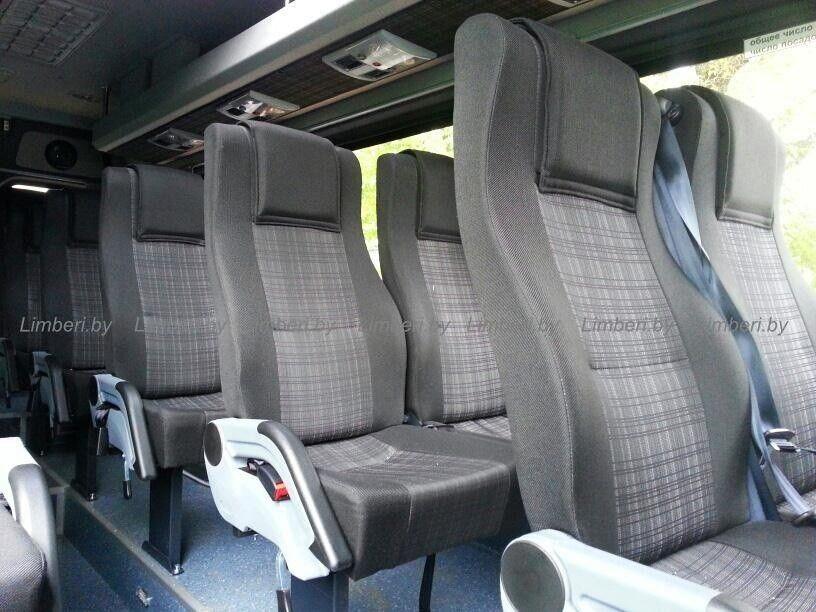 Аренда авто Mercedes-Benz Sprinter 516 - фото 3