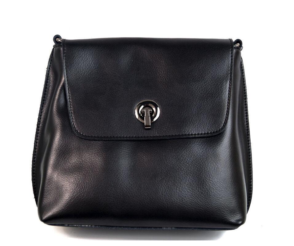 Магазин сумок Poshete Планшет  женский черный 892-2136-220 - фото 1