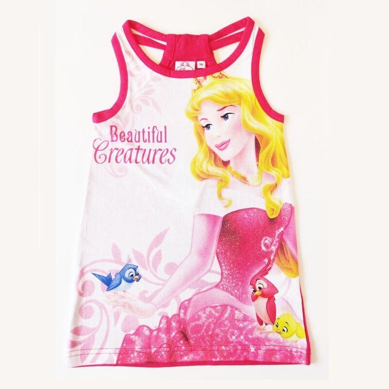 Платье детское Sun City Сарафан для девочки Спящая красавица OE1042/1 - фото 1