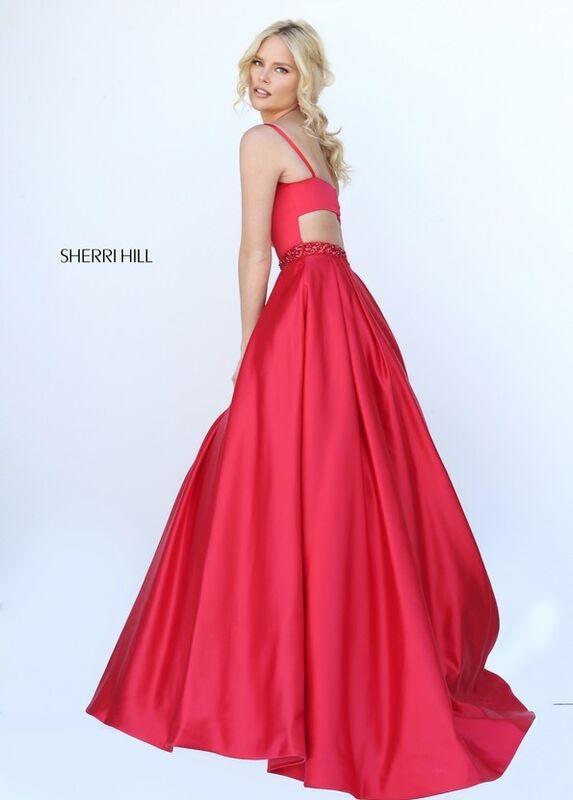 Вечернее платье Sherri Hill Вечернее платье 50502 - фото 3