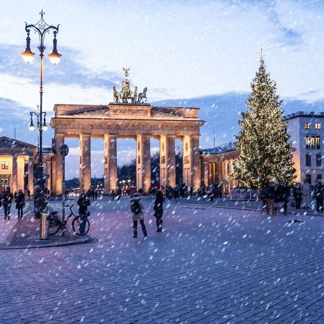 Туристическое агентство Внешинтурист Экскурсионный автобусный тур D5 «Выходные в Берлине» - фото 1