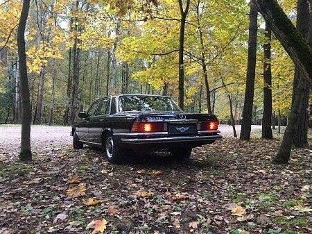Прокат авто Mercedes-Benz W116 1979 г. - фото 7