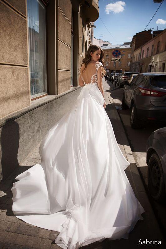 Свадебный салон Aivi Свадебное платье Sabrina (Love Repablic) - фото 3