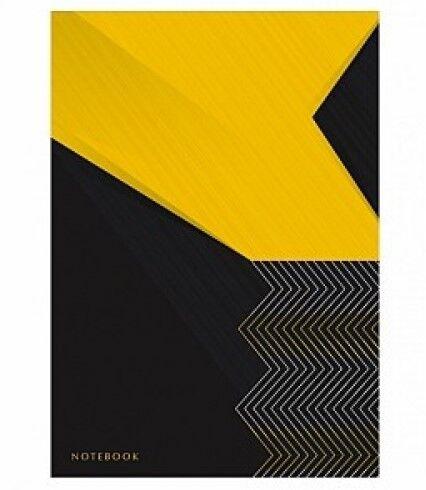 Товар для рукоделия Канц-эксмо Тетрадь А4 «Геометрия цвета» - фото 1