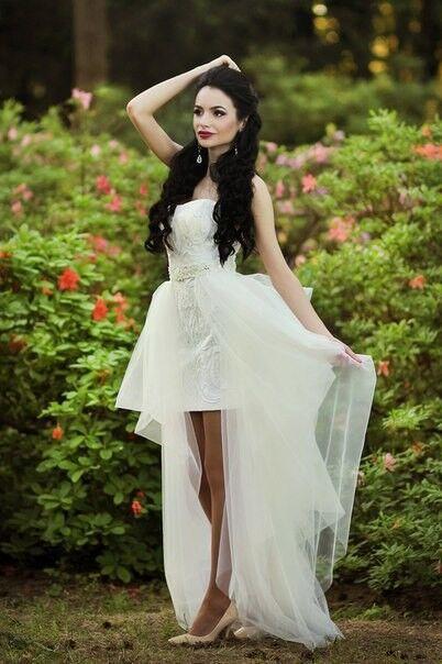 Свадебное платье напрокат ALIZA Платье свадебное «Karla» Diva Vivien - фото 2