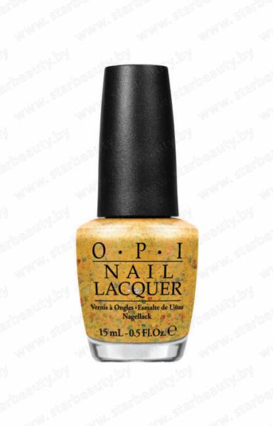 Декоративная косметика OPI Pineapples Have Peelings Too! - фото 1