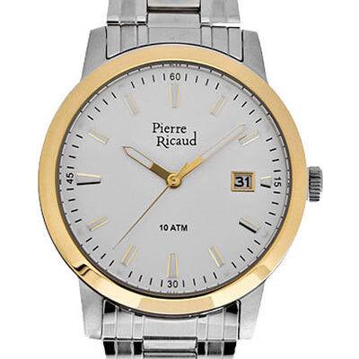 Часы Pierre Ricaud Наручные часы P15744.2112Q - фото 1