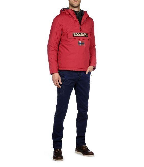 Верхняя одежда мужская Napapijri Куртка мужская Rainforest Winter N0Y7H2094 - фото 4